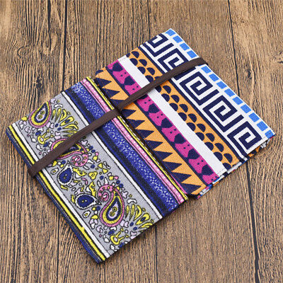 Retro Chinese Style Tobacco Pouch Cotton Cloth For Men's Smoking Pipe Gifts New