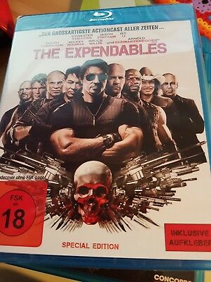 The Expendables Blu-ray Disc