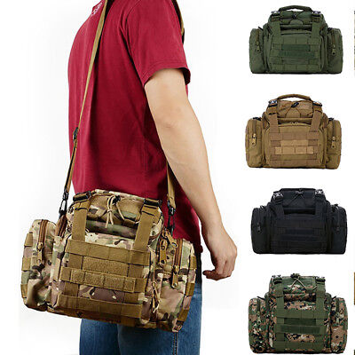 FX- Hiking Bum Hip Ruck Sack Tactical Waist Pack Military Molle Shoulder Bag Goo