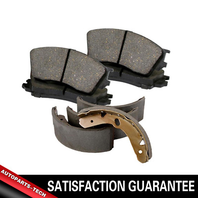 Rear Ceramic Brake Pads 2SET For Lexus LX470 Centric Front