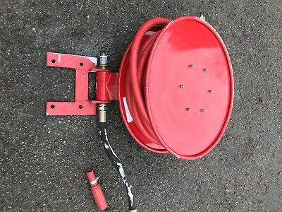 Fire Building Hose Reel