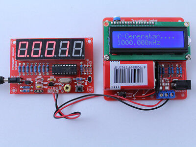 1Hz-50MHz oscillator frequency meter measuring frequency measurement