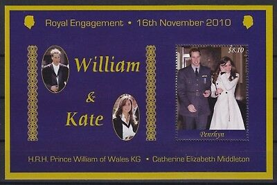 Penrhyn Block 94 (633) **, Prince William & Kate Middleton (14,50 ME)