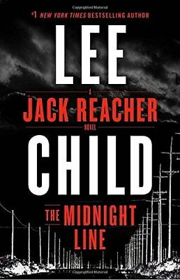 The Midnight Line A Jack Reacher Novel By Lee Child Ebooks