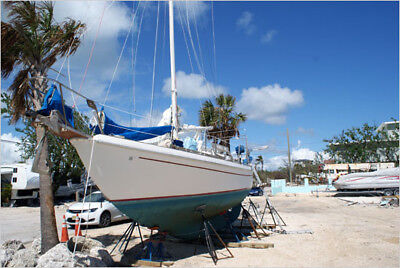 ALLIED 32' 1979 - YS170569 - Insurance Salvage