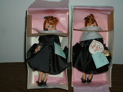 Madame Alexander Dolls I Love Lucy Shadow 14071 Lot Of 2 New In Box