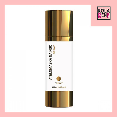 ❤❤ COLWAY AteloMask for Overnight Skincare - eliminates the signs of tiredness