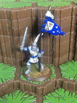 Sir Gilbert + DICE! - Jandar Flag Bearer - Crest of the Valkyrie Herpscape