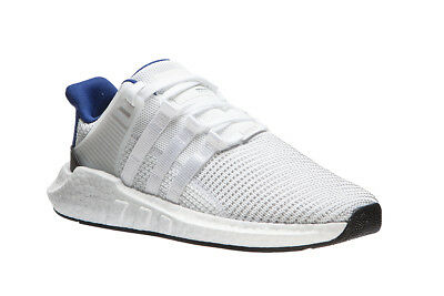 new concept 11dee 25dea NEW ADIDAS EQT Support 93/17 BZ0592 Men's Shoes White/Blue/Black $180.