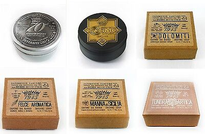 Saponificio Varesino Shave Soap - Triple Milled Shaving Soap from Italy