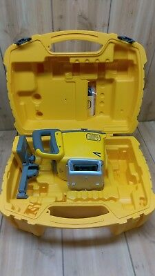 Spectra Precision LL300N Leveler and HL450 Laserometer and Rod Mount