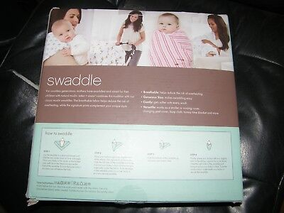 New NWT Aden + Anais Bee Honeycomb 4 Pack Cotton Muslin Swaddle Blankets 47 X 47