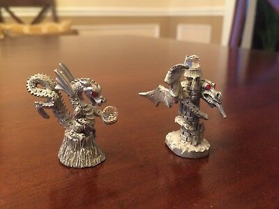 Spoontiques 2 Pewter Dragons #CM884 & # CMR883