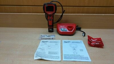 Milwaukee 2313-20 M-Spector 360 w/ 48-59-2401 Charger & 48-11-2401 Battery