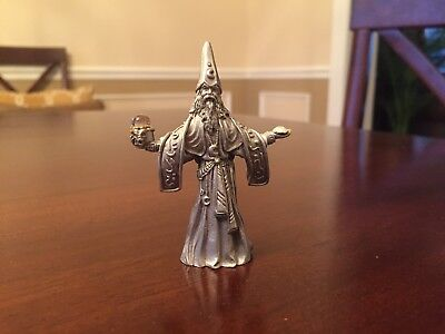 Gallo (Ridolfi) Pewter Wizard