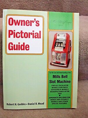 Mills Slotmachine Owners Pictorial Guide to Repair, NOS unused