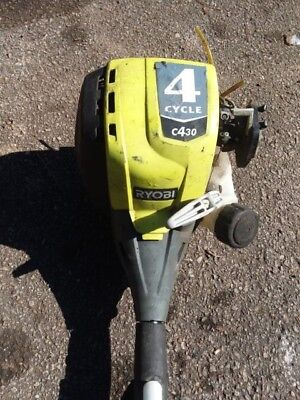 Ryobi C430 4-Cycle Expand-It Power Head Trimmer with a 30-cc Engine