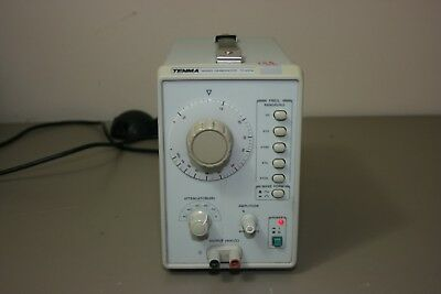 Tenma 72-455A Audio Generator, Fully Tested with 30 day Warranty