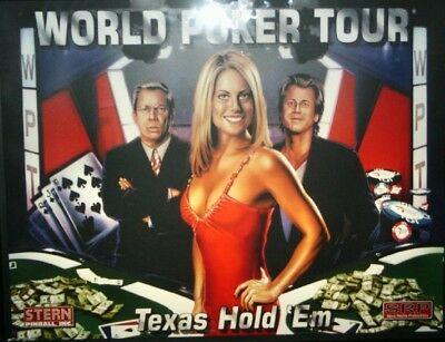 WORLD POKER TOUR Complete LED Lighting Kit SUPER BRIGHT LED
