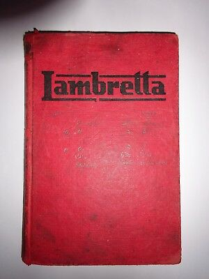 Lambretta Maintainance and repair 190 pages