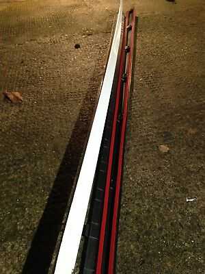 Genuine! Audi A3 S-Line Side Skirt (3-Door, Sportsback) Left Side 2014 8V3853859