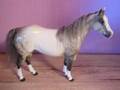 Modellpferd Peter Stone ISH custom, ISH cust, Ideal Stock Horse, wie Breyer
