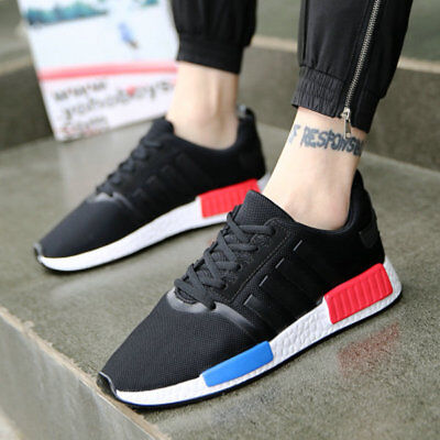 2018 Fashion Men's Running Breathable Sports Casual Athletic Sneakers MMD Shoes