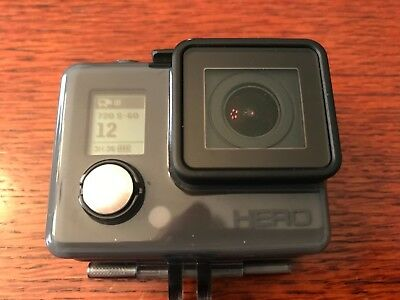 GoPro HERO Camcorder with Case and Many Accessories.  Used only Once!
