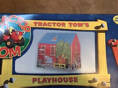 Tractor Tom Playhouse