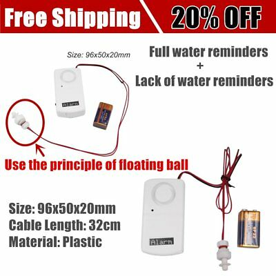 Float Ball Leakage Alarm Home Security Water Leakage Protection Water Level FK