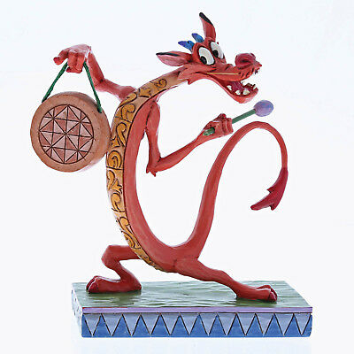 "Disney Traditions - Mushu - ""Look Alive"" - New for 2018"