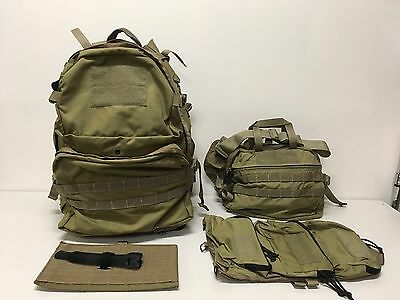 S.O.Tech Tactical Mission Pack Medical System Backpack