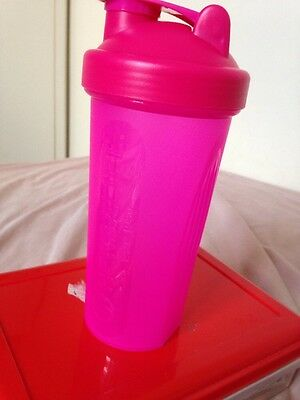 Herbalife - Official Shaker And Spoon.  Pink