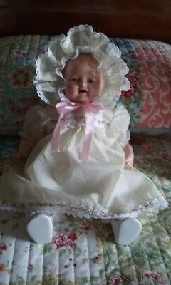 E.I.H. Horsman Baby Dimples Doll,17 inches tall