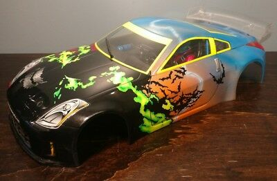 RC Car Custom Painted Car Body Shell 1/10 scale On-Road Drift Car - Nissan 350Z