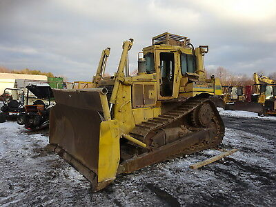 Caterpillar D6H Crawler Dozer MINT U/C RUNS EXC 3306 CAT D6 HI TRACK Bulldozer