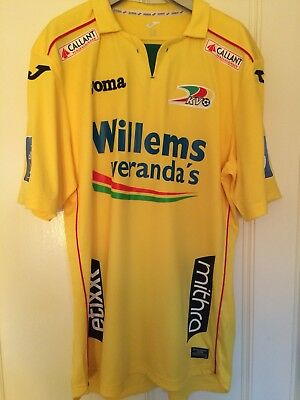 KV Ostend player spec football jersey Belgium league shirt