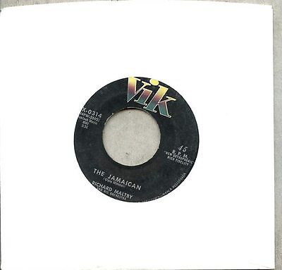 VINYL 45 Richard Maltby and Orchestra - The Jamaican Vik 0314 Lounge Exotica