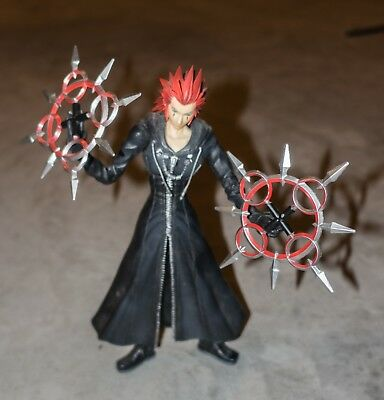 Kingdom Hearts - Axel - Play Arts Figure Sold As-Is