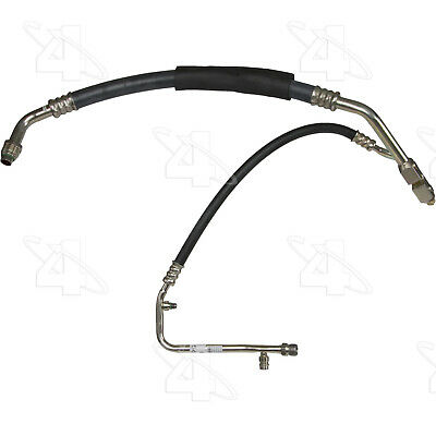 A/C Refrigerant Discharge / Suction Hose Assembly fits 02-05 E-350 Club Wagon