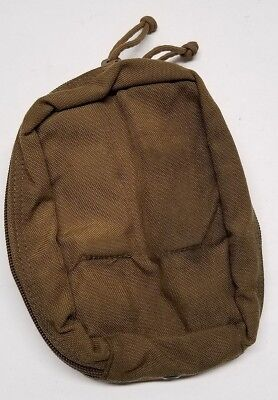 Eagle Industries SOF Medical Pouch Coyote Brown FSBE IFAK MOLLE Used Salty