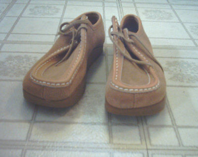 70s Vintage Anne Kalso Earth Shoes 1970s - Size Womens 8 / Mens 6.5 - NOS