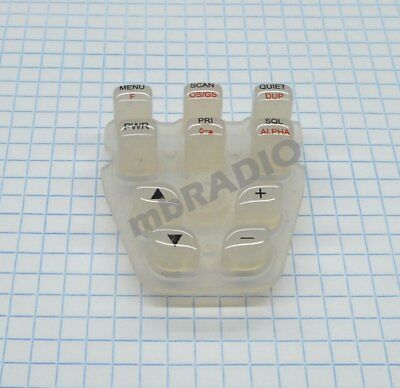 GME REPLACEMENT KEYPAD FOR MC520 or MC524 CONTROLLER MICROPHONE