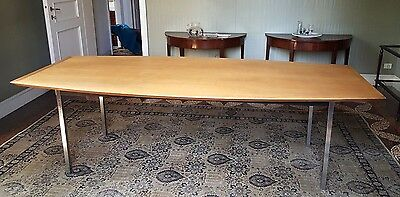 Conference Table 1961 By Florence Knoll From Knoll International Vintage Design