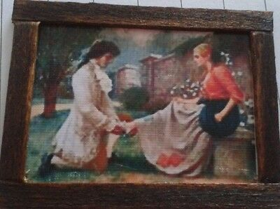 Dolls House  Cinderella & prince charming  picture