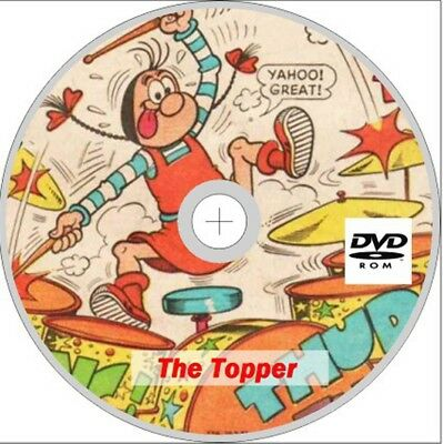 The Topper 452 Assorted Issues On 2 Dvd Roms