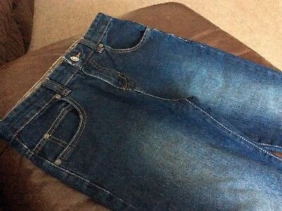 Boys Next Blue Jeans With Adjustable Waist Age 10 Years