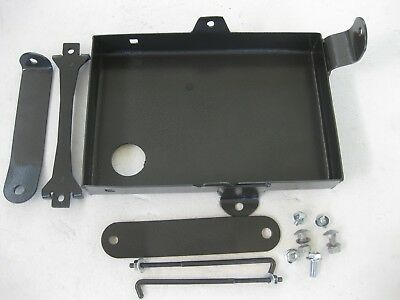 2001 to 2016  Pajero Duel/second battery tray
