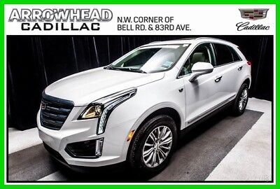2017 Cadillac XT5 Luxury 2017 Luxury Certified 3.6L V6 24V Automatic FWD Bose Premium Moonroof OnStar