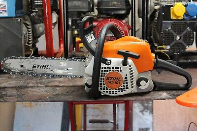 Stihl chainsaw  181c great little saw  and ready for work